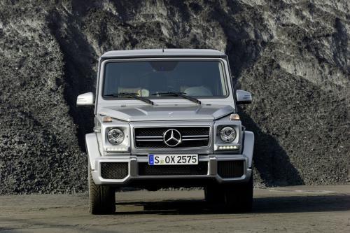 2012 Mercedes-Benz G 63 AMG и G 65 AMG доставить выразительный дизайн и высокую топливную эффективность
