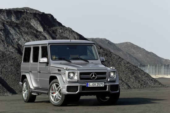 Mercedes-Benz G-Class UK