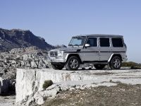2012 Mercedes-Benz G-Class UK, 5 of 10