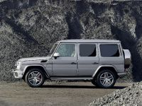 2012 Mercedes-Benz G-Class UK, 8 of 10