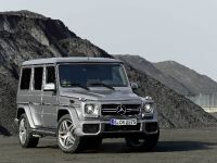 2012 Mercedes-Benz G-Class UK, 9 of 10
