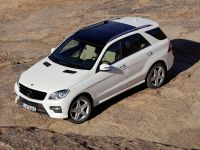 2012 Mercedes-Benz M-Class, 36 of 46