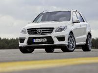 2012 Mercedes-Benz ML 63 AMG, 7 of 22