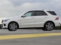 2012 Mercedes-Benz ML 63 AMG, 9 of 22