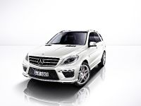 2012 Mercedes-Benz ML 63 AMG, 10 of 22