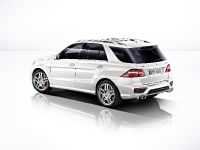 2012 Mercedes-Benz ML 63 AMG, 13 of 22