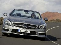 2012 Mercedes-Benz SL 63 AMG    , 1 of 24
