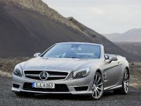 2012 Mercedes-Benz SL 63 AMG    , 3 of 24