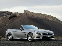 2012 Mercedes-Benz SL 63 AMG    , 9 of 24