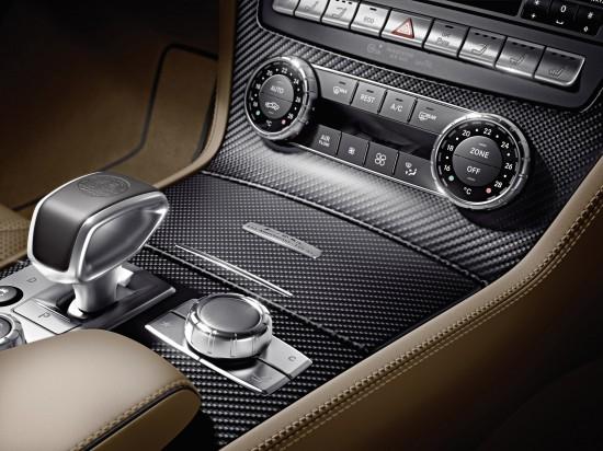 Mercedes-Benz SL 65 AMG 45th ANNIVERSARY