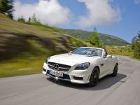 2012 Mercedes-Benz SLK 55 AMG, 2 of 17