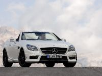 2012 Mercedes-Benz SLK 55 AMG, 3 of 17