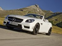 2012 Mercedes-Benz SLK 55 AMG, 4 of 17