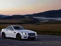 2012 Mercedes-Benz SLK 55 AMG, 7 of 17