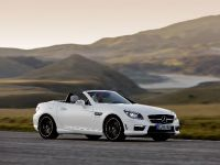 2012 Mercedes-Benz SLK 55 AMG, 9 of 17