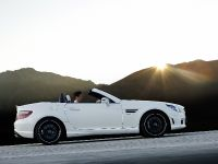 2012 Mercedes-Benz SLK 55 AMG, 10 of 17