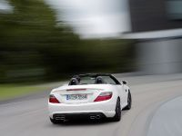 2012 Mercedes-Benz SLK 55 AMG, 12 of 17