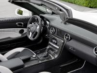 2012 Mercedes-Benz SLK 55 AMG, 16 of 17
