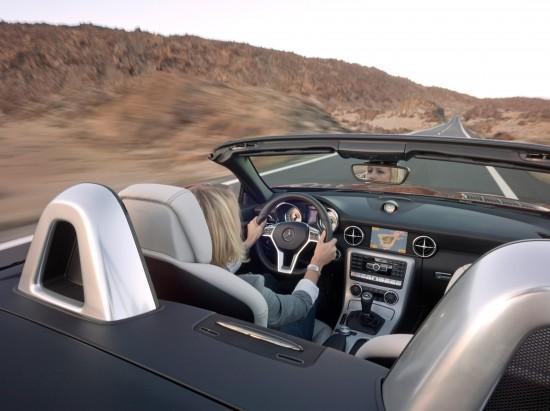 Mercedes-Benz SLK Roadster
