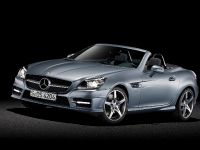 2012 Mercedes-Benz SLK Roadster, 1 of 20
