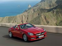 2012 Mercedes-Benz SLK Roadster, 6 of 20