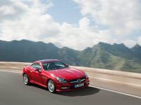 2012 Mercedes-Benz SLK Roadster, 7 of 20