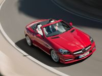 2012 Mercedes-Benz SLK Roadster, 8 of 20