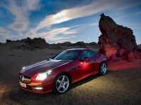2012 Mercedes-Benz SLK Roadster, 10 of 20