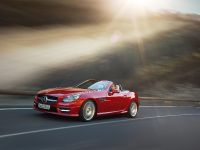 2012 Mercedes-Benz SLK Roadster, 15 of 20