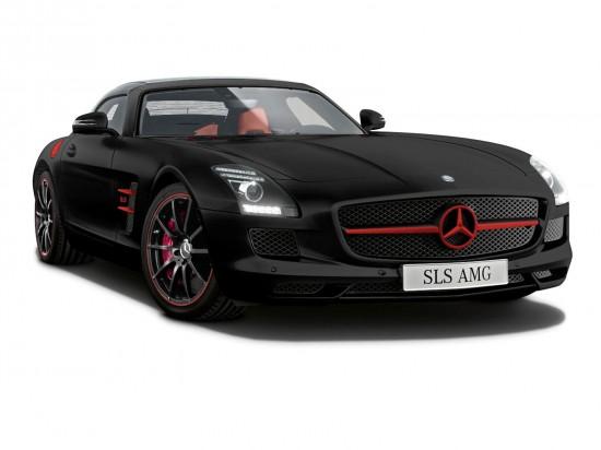 Mercedes-Benz SLS AMG Matt Limited Edition