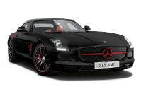 2012 Mercedes-Benz SLS AMG Matt Limited Edition, 1 of 3