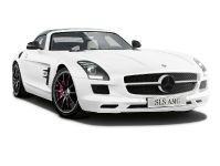 2012 Mercedes-Benz SLS AMG Matt Limited Edition, 3 of 3