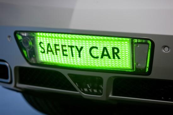 Mercedes-Benz SLS AMG Safety Car