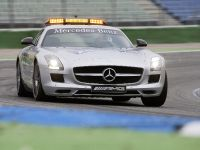 2012 Mercedes-Benz SLS AMG Safety Car, 1 of 8