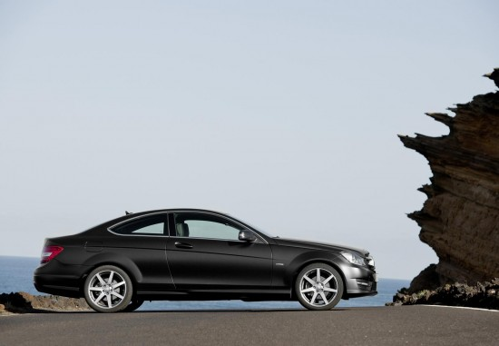Mercedes C-Class Coupe