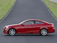 2012 Mercedes C-Class Coupe, 7 of 31