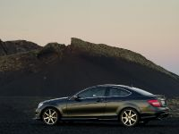 2012 Mercedes C-Class Coupe, 22 of 31