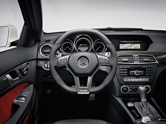 Mercedes C63 AMG Coupe
