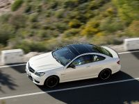 2012 Mercedes C63 AMG Coupe, 8 of 33