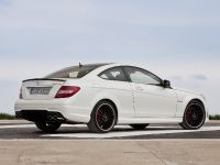 2012 Mercedes C63 AMG Coupe, 10 of 33