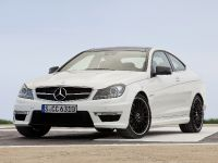 2012 Mercedes C63 AMG Coupe, 11 of 33