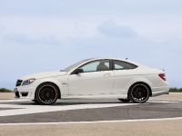 2012 Mercedes C63 AMG Coupe, 12 of 33
