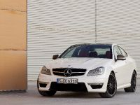 2012 Mercedes C63 AMG Coupe, 13 of 33