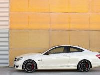 2012 Mercedes C63 AMG Coupe, 15 of 33
