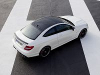 2012 Mercedes C63 AMG Coupe, 20 of 33