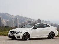 2012 Mercedes C63 AMG Coupe, 21 of 33