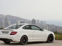 2012 Mercedes C63 AMG Coupe, 22 of 33