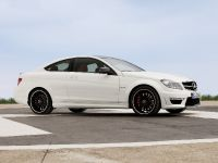 2012 Mercedes C63 AMG Coupe, 23 of 33