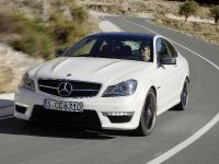 2012 Mercedes C63 AMG Coupe, 25 of 33