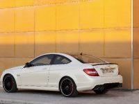 2012 Mercedes C63 AMG Coupe, 26 of 33